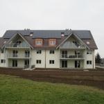 Haupthaus mit Heckert black Modulen