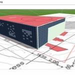 Simulation Fassade mit PV Sol