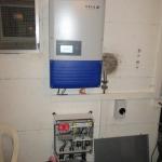 Wechselrichter mit Überspannungsschutz