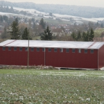 PV Anlage Schleitheim 126kWp