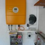 Solarmax 8MT2 und Solarlog