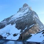 Anlage mit Matterhorn