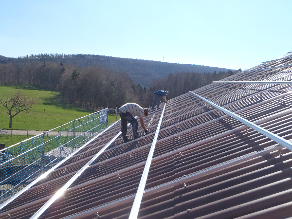 Welleternit Solarbau Lowel